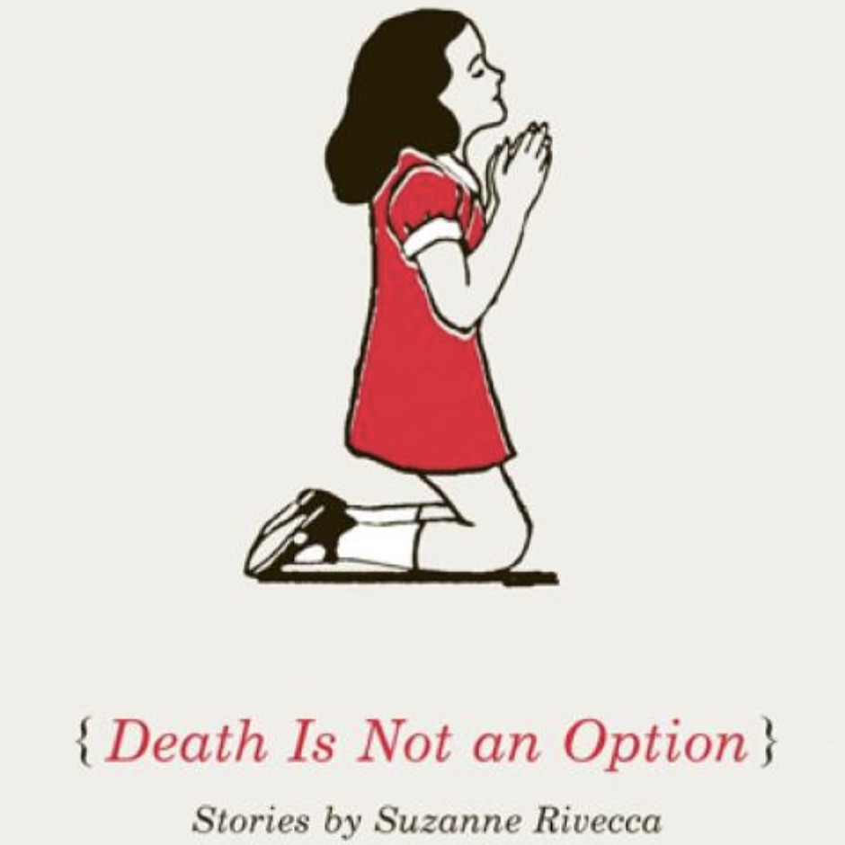 death_is _not_an_option_suzanne_rivecca_book _cover