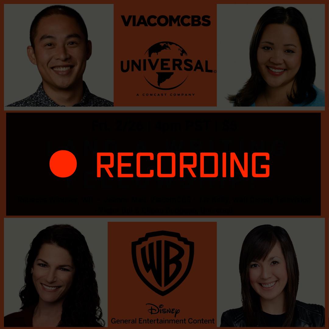 Fellowship Panel Recording Image